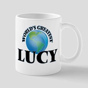 World's Greatest Lucy Mugs