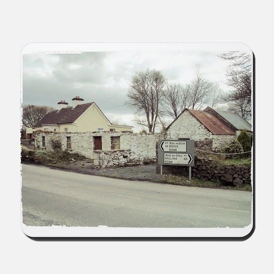 Sligo Road Mousepad