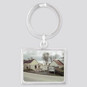 Sligo Road Landscape Keychain