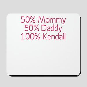100% Kendall Mousepad