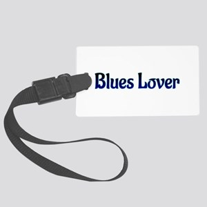 Blues Lover Luggage Tag