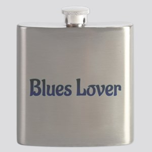 Blues Lover Flask