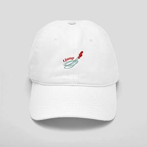 I Jump Baseball Cap