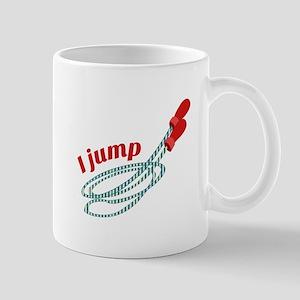 I Jump Mugs