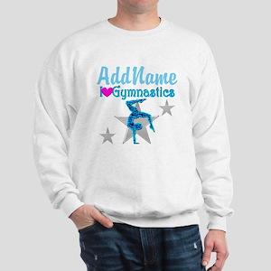 VIBRANT GYMNAST Sweatshirt