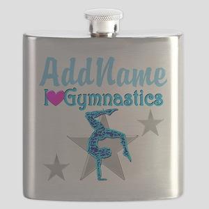 VIBRANT GYMNAST Flask