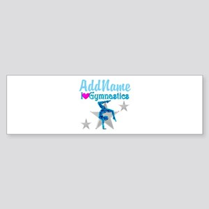 VIBRANT GYMNAST Sticker (Bumper)