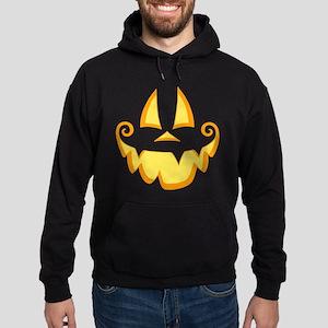 Jack Face Hoodie (dark)