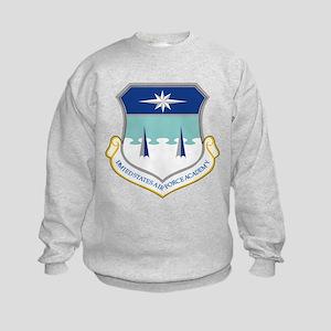 Air Force Academy.png Kids Sweatshirt