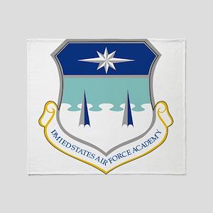 Air Force Academy Throw Blanket