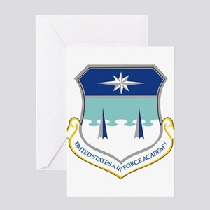 Air Force Academy Greeting Cards
