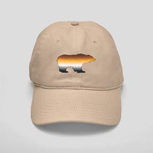 FURRY BEAR PRIDE BEAR CUTOUT Cap
