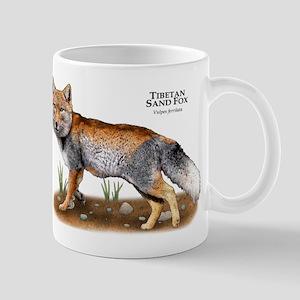 Tibetan Sand Fox Mug
