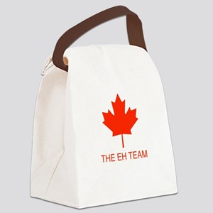 The Eh Team Canvas Lunch Bag
