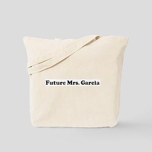 Future Mrs. Garcia Tote Bag