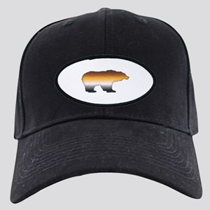 FURRY BEAR PRIDE BEAR CUTOUT Black Cap
