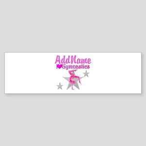 GYMNASTICS LOVE Sticker (Bumper)