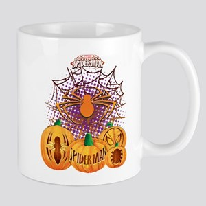 Spider-man Pumpkins Mug