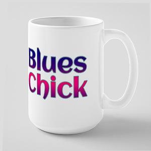 Blues Chick Mugs