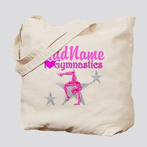 GYMNASTICS LOVE Tote Bag