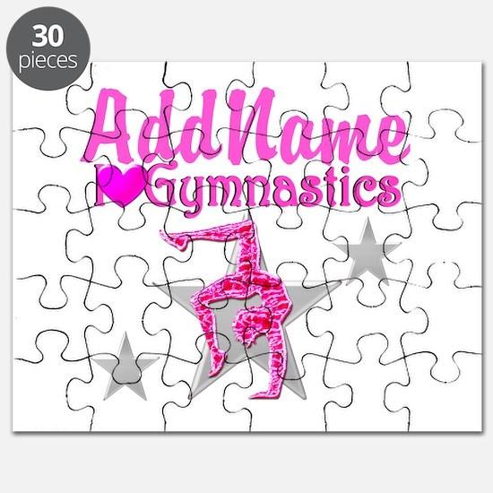 GYMNASTICS LOVE Puzzle