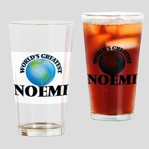 World's Greatest Noemi Drinking Glass