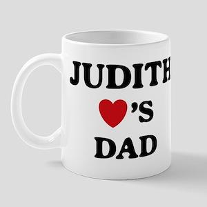 Judith loves dad Mug