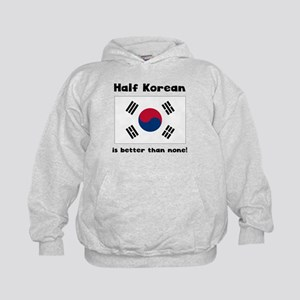Half Korean Hoodie