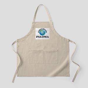 World's Greatest Paloma Apron