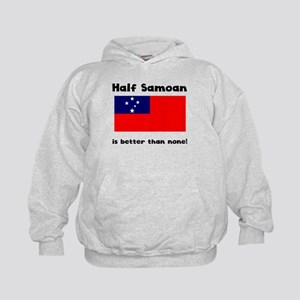 Half Samoan Hoodie