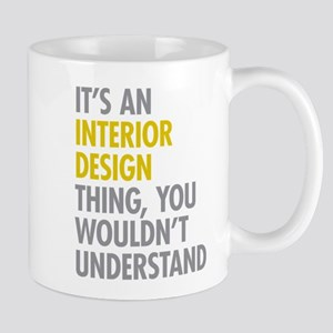 Interior Design Thing Mug