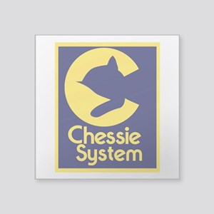Chessie System Sticker