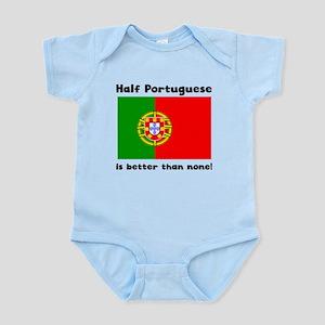 Half Portuguese Body Suit