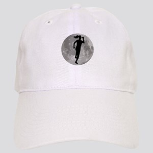 Runner Moon Baseball Cap