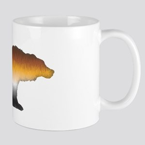 FURRY BEAR PRIDE BEAR CUTOUT Mug