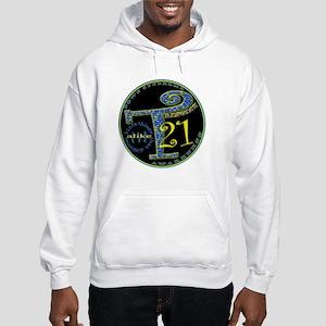 More things alike Hooded Sweatshirt