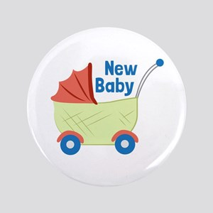 "New Baby 3.5"" Button"