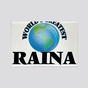 World's Greatest Raina Magnets