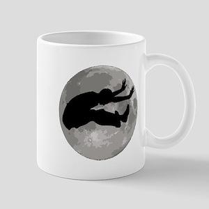 Long Jumper Moon Mugs