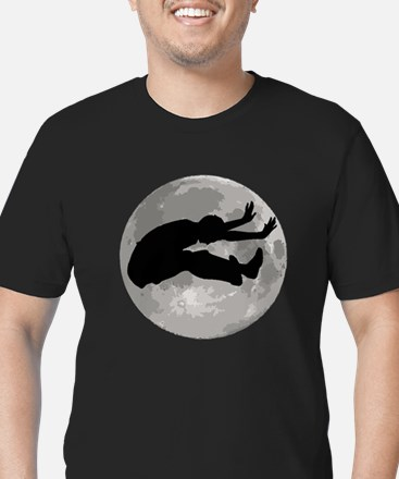 Long Jumper Moon T-Shirt