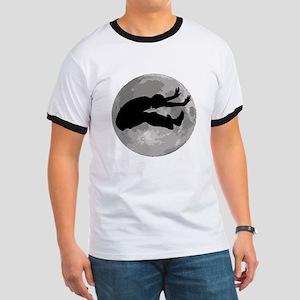 Long Jumper Moon T-Shirt