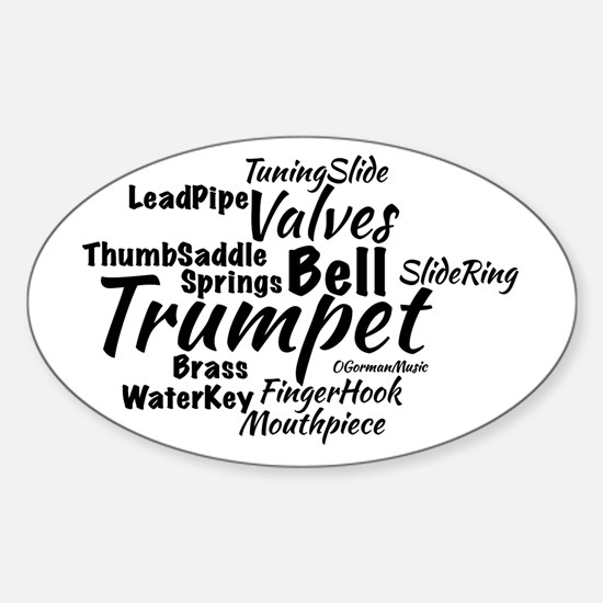 Trumpet Decal
