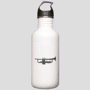 Trumpet Water Bottle