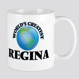 World's Greatest Regina Mugs
