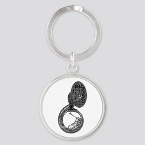 Sousaphone Keychains