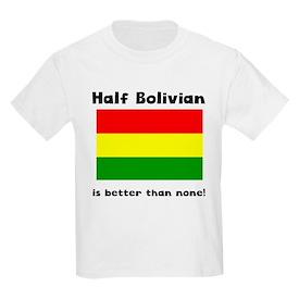 Half Bolivian T-Shirt