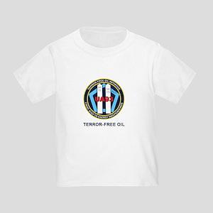 Terror-Free Oil Toddler T-Shirt