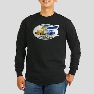 LDCM 8 Logo Long Sleeve Dark T-Shirt