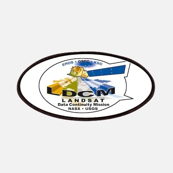 LDCM 8 Logo Patches