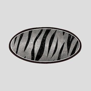 SKIN3 BLACK MARBLE & GRAY METAL 1 (R) Patch